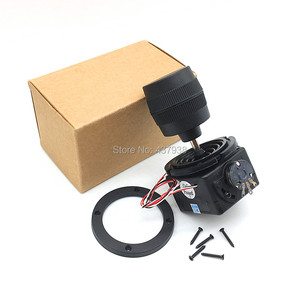 Image 2 - 3 軸ジョイスティックポテンショメータ JH D300X R4 10 18k 3D セキュリティ雲台制御ボール機キーボードモニタージョイスティックスイッチ