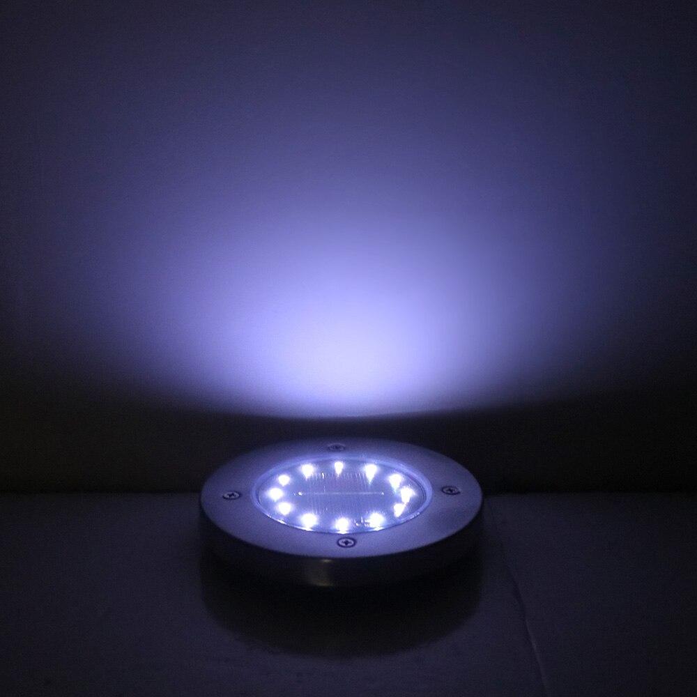 Noradtjcca Impermeabile 10W RGB LED Lampada da Giardino a Fontana per Piscina Stagno Faretto Lampada da Luce Subacquea Super Luminosa con Telecomando