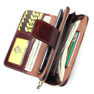 Image 5 - Sac daffaires, pochette, bracelet détachable, portefeuille support coulissant pour téléphone à lextérieur, sac multi cartes, sac multifonctions