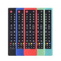Para o Caso Samsung Tv Aa59-00816a 00813a 00611a 752a Remoto de Transporte Caixa De Controle À Distância De Silício de Proteção caso capa