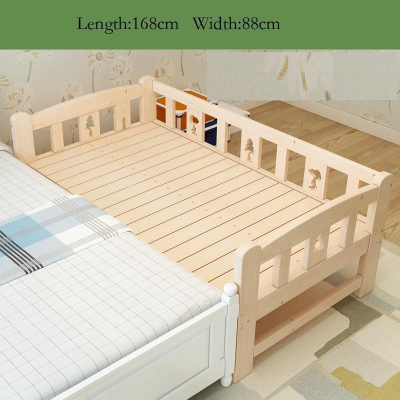 Mobilya Ranza Tempat Tidur Tingkat Infantiles Louis Nest Wooden Muebles Cama Infantil Bedroom Lit Enfant baby furniture bed in Children Beds from Furniture