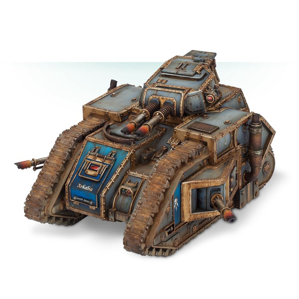Imperialis Militia Solar Auxilia Carnodon Battle Tank