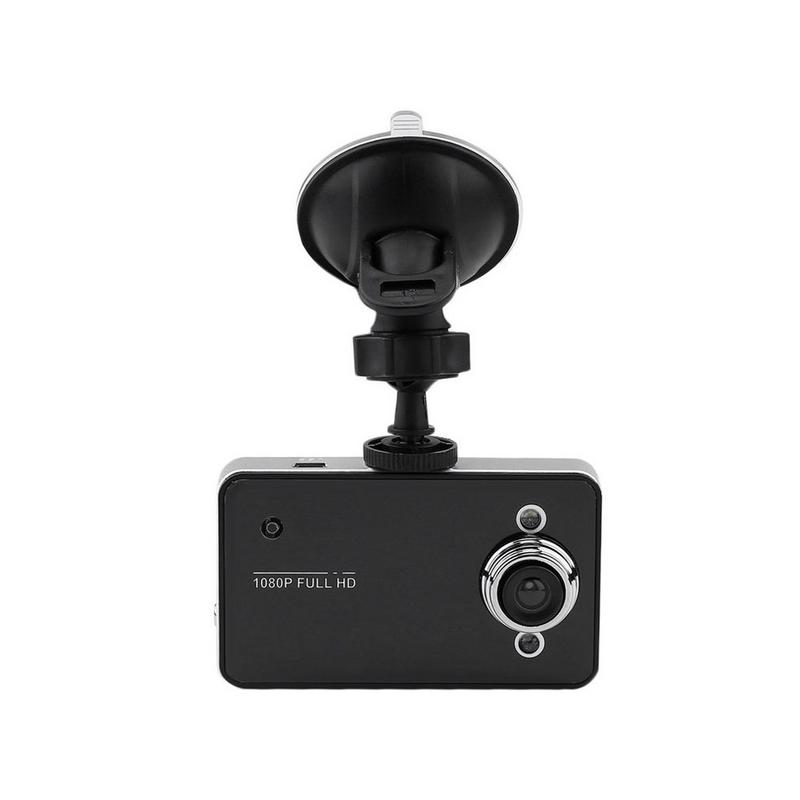 <font><b>K6000</b></font> Auto Tachograph LCD <font><b>Car</b></font> Camera Dash Cam Crash <font><b>DVR</b></font> Camcorder Video Recorder Full HD 1080P Camcorder <font><b>Car</b></font> Equipment Mounts image