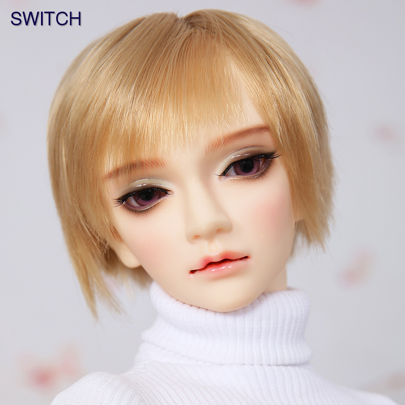 OUENEIFS Switch Ryun 1/3 bjd sd dolls model girls boys eyes High Quality toys makeup shop resin