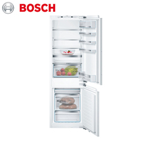 Встраиваемая холодильно-морозильная комбинация с нижней морозильной камерой Bosch Serie|4 KIN86HD20R
