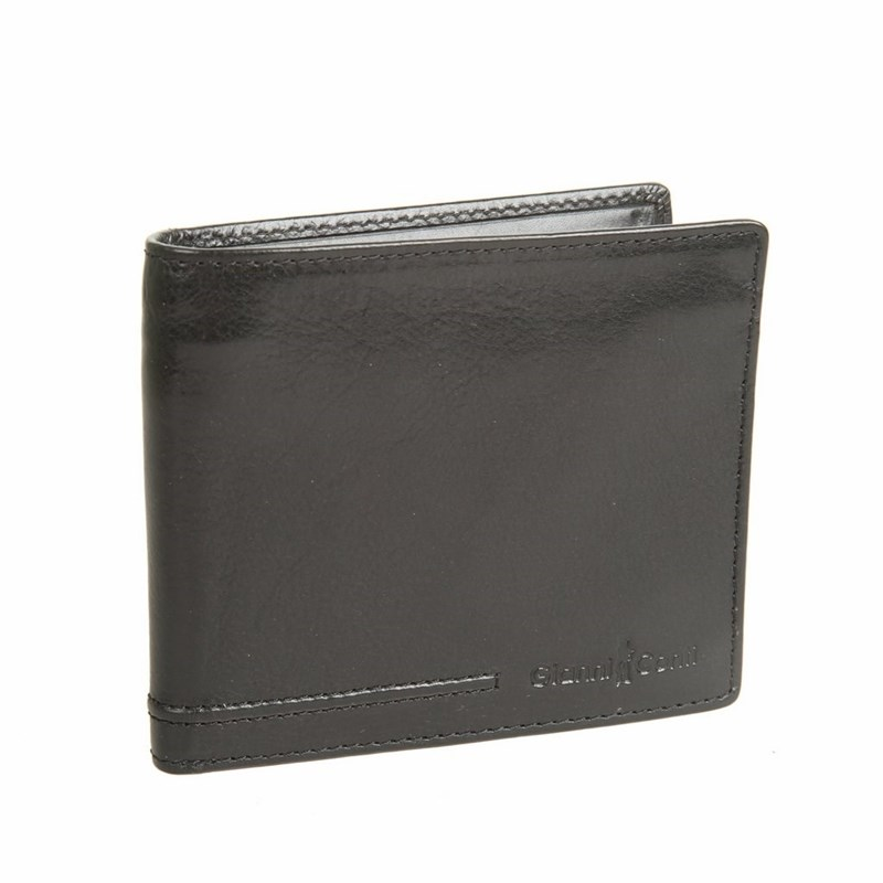 Coin Purse Gianni Conti 707460 black the pencil