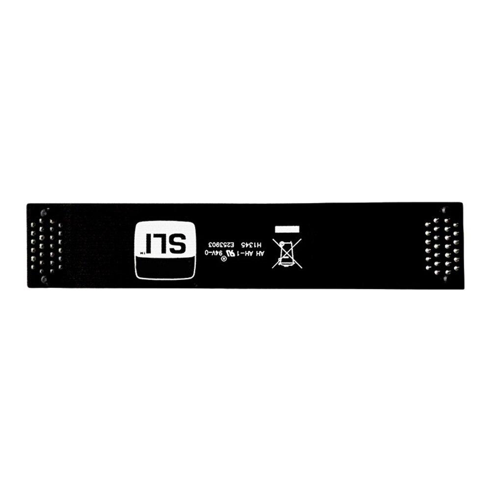 Image 3 - Высокоскоростной видеокарты разъем адаптера SLI мост адаптер для GTX1070/1080 компьютерный настольный адаптер