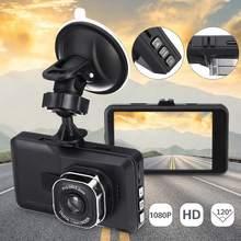 3 pollice Full HD Del Cruscotto Del Veicolo DVR Della Macchina Fotografica Video Recorder Dash Cam HDMI di Visione Notturna 1080 p Schermo LCD HD car Dash Cam DVR