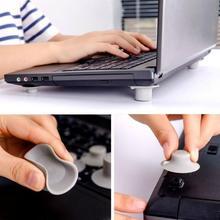 4 шт./лот, аксессуары для ноутбука, охлаждающая подставка для ноутбука, подставка, Настольный набор