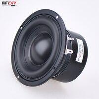 Hifidiy 오디오 4.5 인치 80 w 라운드 우퍼 스피커 하이 파워베이스 홈 시어터 2.1 서브 우퍼 유닛 2 크로스 오버 louspeakers SB4-116S