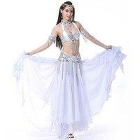 Bellydance skirt belly dance bra and belt sets sexy professional falda danza del vientre cintura danza del ventre