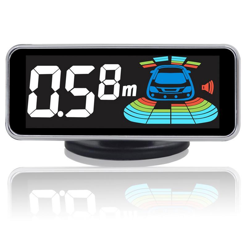 Capteur de stationnement 8 capteurs voiture Automobile Radar de recul détecteur de voiture aide au stationnement Radar de recul