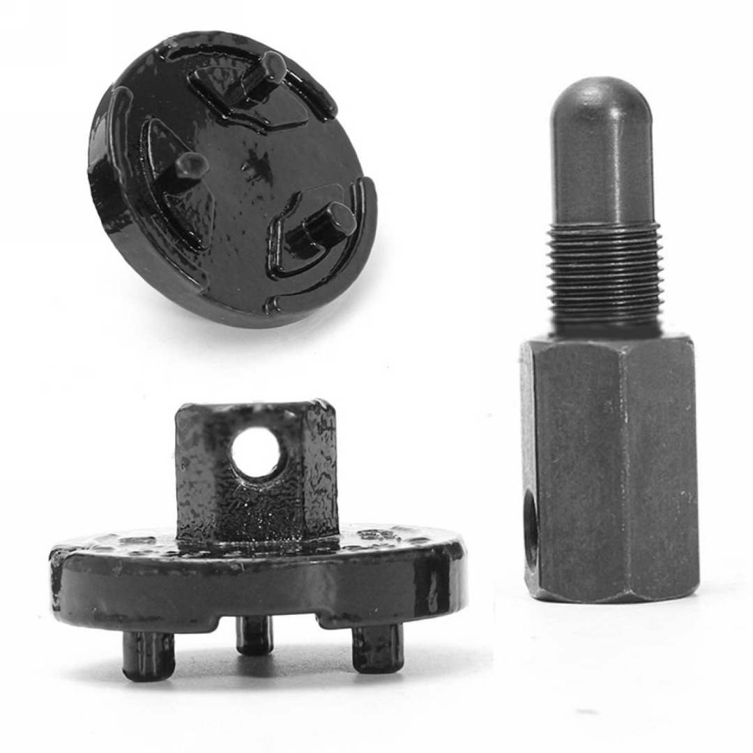 Chainsaw Clutch Removal Tools Universal Piston Stop Plug Clutch Flywheel //ND