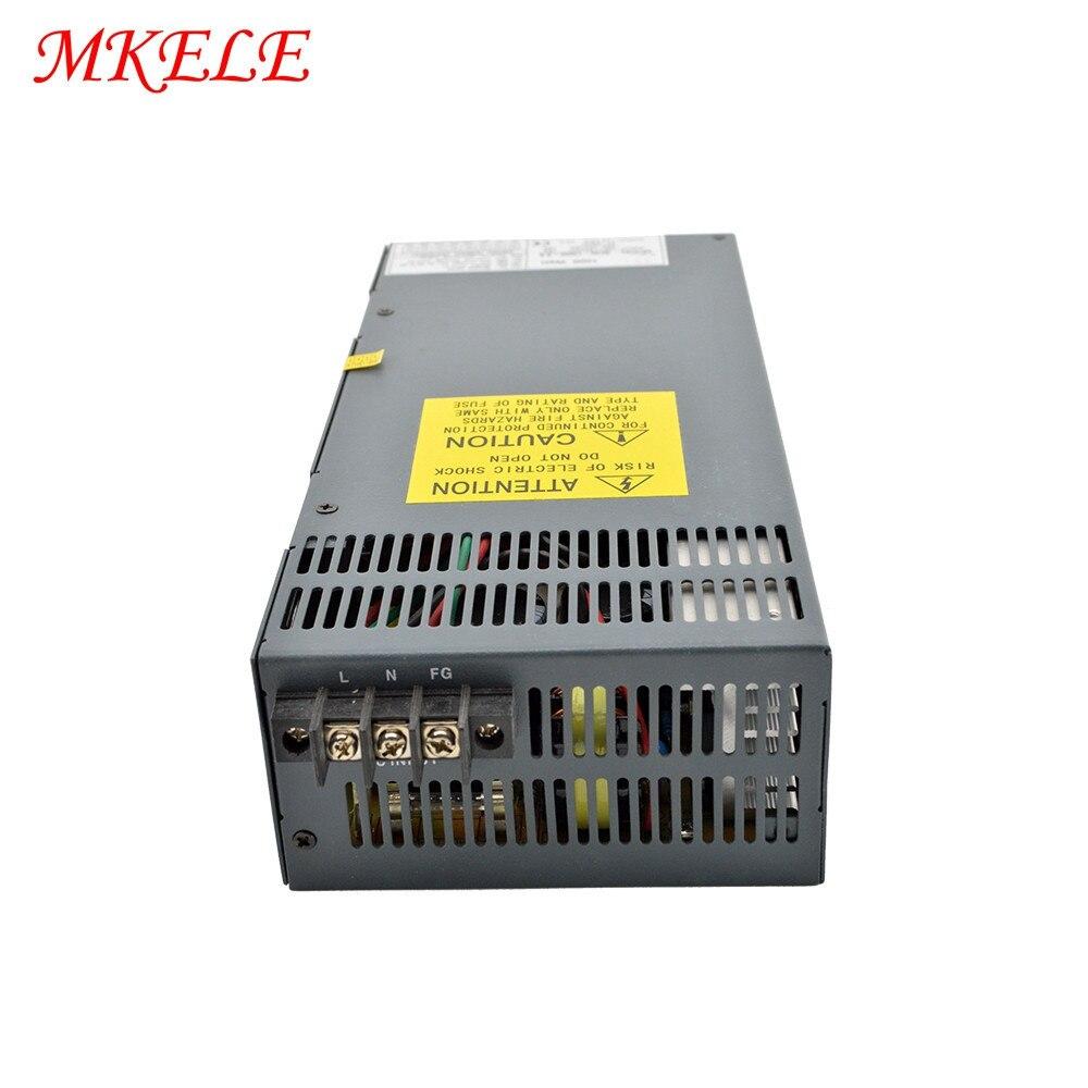 Free Shipping High Efficiency High Power Supply 15V 1000W SCN 1000 15 Transformer Ac To Dc Power Supply Input 110v Or 220v