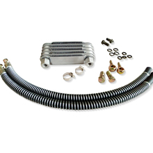 Motorcycle Oil Cooler Radiator kit Aluminium Parts High Performance Refit for Dirt Pit Bike Monkey Racing Chinese 110 125CC oil cooler for zongshen lifan 140cc 150cc refires off road motorcycle aluminum alloy radiator 125cc dirt pit monkey bike atv