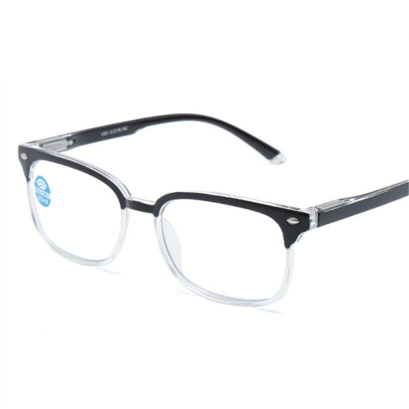 XojoX Mulheres Homens Óculos De Leitura Anti-blue light Multifocal  Progressiva Hipermetropia Óculos Presbiopia Óculos 3b740a00ba