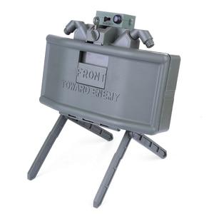 Image 1 - Маскировочная инфракрасная Индукционная глина, водные гелевые бусины, антиместная ловушка, игрушка с датчиком движения для Nerf, страйкбольной Wargame, CS game