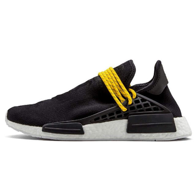 newest 78774 3e6f8 US $46.4 |2018 New Human Race Pharrell Williams Hu Men Womens Running Shoes  NMD XR1 Sports Shoes Eur 36 47-in Running Shoes from Sports & ...
