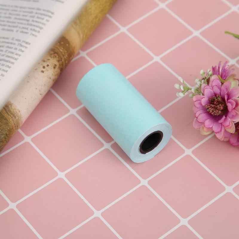 3 rotoli di Stampa Termica Adesivo di Carta Adesivo di Carta Fotografica per la Mini Pocket Photo Printer Paperang Carta Artistica e per hobby