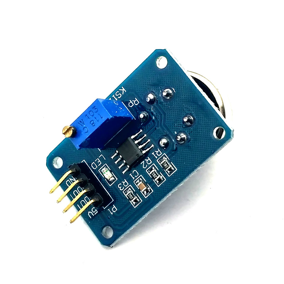 Image 3 - MQ 136 The H2S Sensor Module MQ136 Hydrogen Sulfur Detection Sensor-in Replacement Parts & Accessories from Consumer Electronics