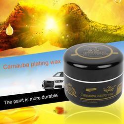 Nowy 200g Carnauba poszycia kryształ wosk wodoodporny krem do opalania anty utleniania zarysowania śladu naprawy szyby wosk samochodowy