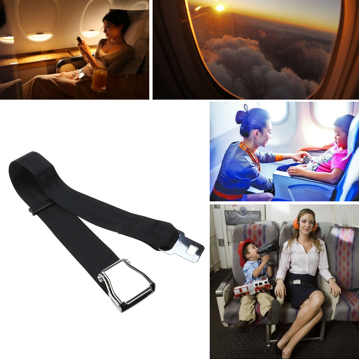 130cm Adjustable Airplane Airline Aeroplane Aircraft Extra
