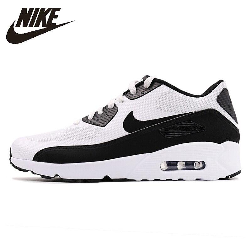 Nike AIR MAX 90 ULTRA 2.0 Original chaussures de course pour hommes respirant Durable sport baskets #875695-100Nike AIR MAX 90 ULTRA 2.0 Original chaussures de course pour hommes respirant Durable sport baskets #875695-100