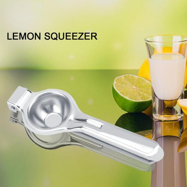 Stainless Steel Lemon/lime Squeezer