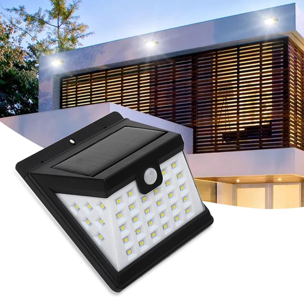 40 LED Sunlight Body Induction Wall Lamp Outdoor Garden Street Lamp White Light Waterproof Lighting Emergency Lamp40 LED Sunlight Body Induction Wall Lamp Outdoor Garden Street Lamp White Light Waterproof Lighting Emergency Lamp