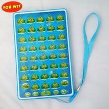 38 kapitel Koran Kind Folgen, Arabisch Stroy Maschinen, Touch Screen Mini Tablet ipad Lernen Spielzeug, islamische Pädagogische Lehre