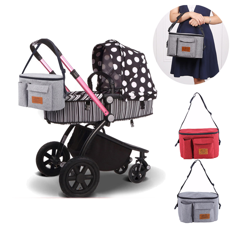 6d45e96d4 Diaper Bag For Baby Stuff Nappy Bag Stroller Organizer Baby Bag For ...