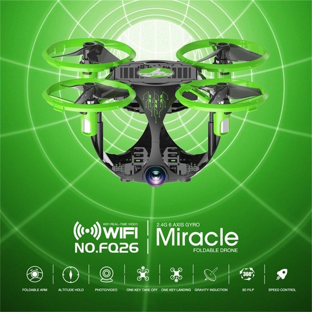 Foldable WiFi FPV Mini RC Drone with Wide Angle HD Camera Altitude Hold Headless Mode VS S9 T10 Micro Pocket DronFoldable WiFi FPV Mini RC Drone with Wide Angle HD Camera Altitude Hold Headless Mode VS S9 T10 Micro Pocket Dron