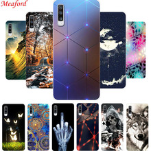 6.7'' Cover For Samsung A70 Case A705 A 70 Silicone Cool Print Soft TPU Phone Case For Samsung Galaxy A70 Case A705F Coque Funda