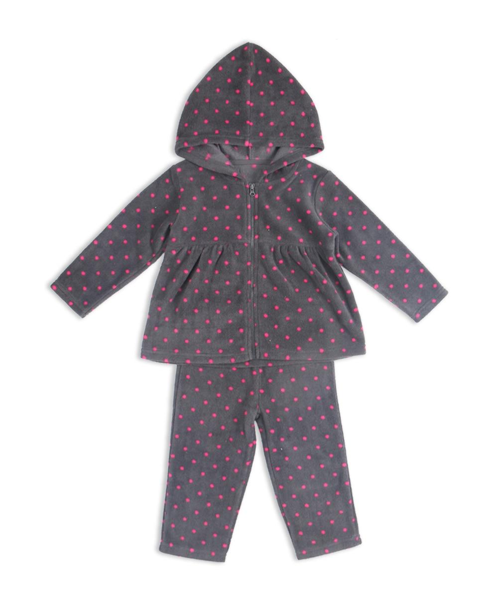 Set oblačil za dojenčke Modna oblačila Otroška oblačila s kapuco Otroški puloverji iz flisa toplo puhasto spomladi jeseni