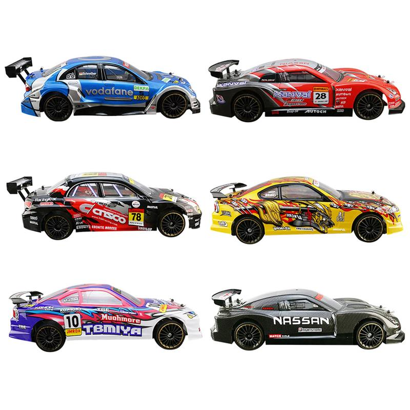 25km h 1 14 2 4G 4WD Drift RC Car Supports Multi Player Racing Toys Remote