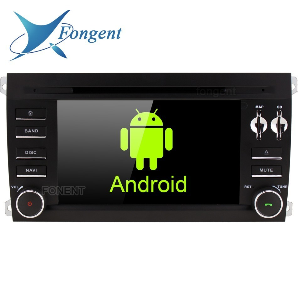 auto radio gps Navigation Android Unit Car Audio Multimedia Player For Porsche Cayenne 2003 2004 2005 2006 2007 2008 2009 2010