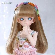 Winnie Dee 1/6 body model baby meisjes jongens poppen ogen hars BJD SD Pop