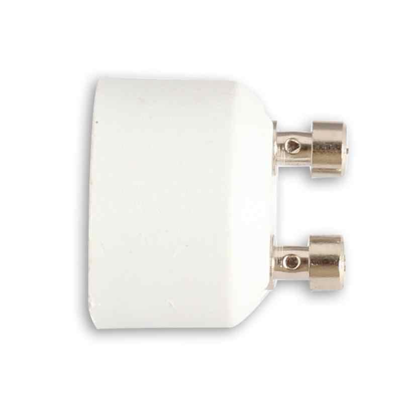 GU10 Female Socket Converter Lamp Holder to MR16 Male Plug Adapter Socket Base Halogen white Light Bulb Lamp Adapter