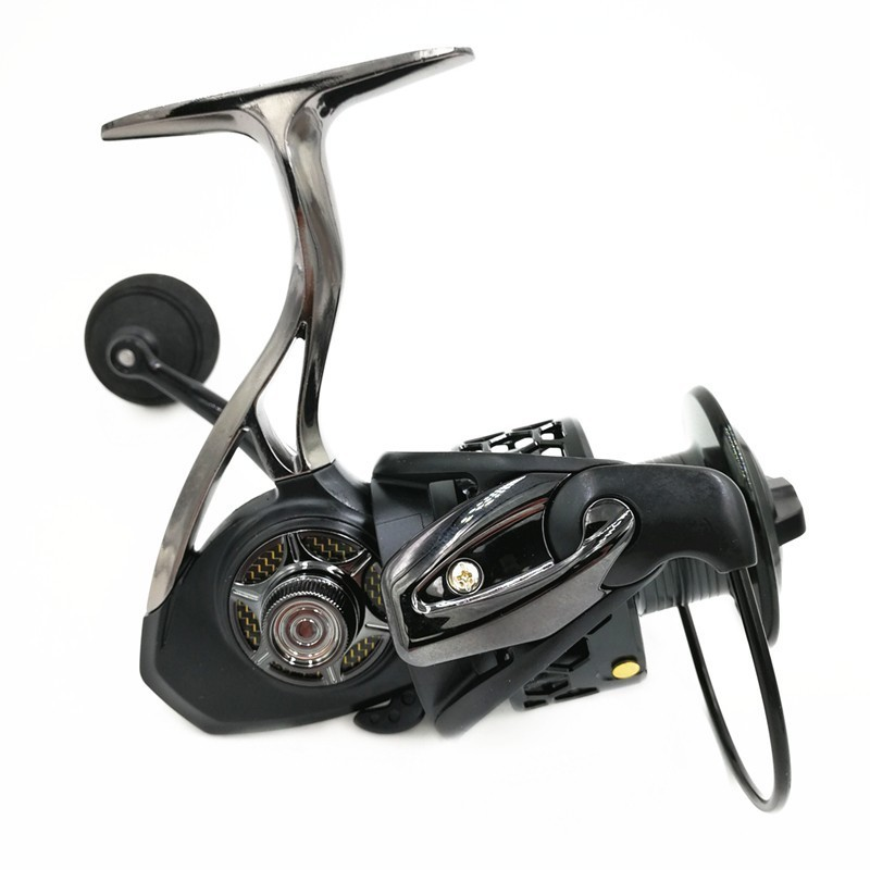 Mavllos Carp Fishing Spinning Reel 14 1BB Speed Ratio 5 5 1 1000 2000 3000 7000 Double Spool Metal Saltwater Boat Fishing Reel in Fishing Reels from Sports Entertainment