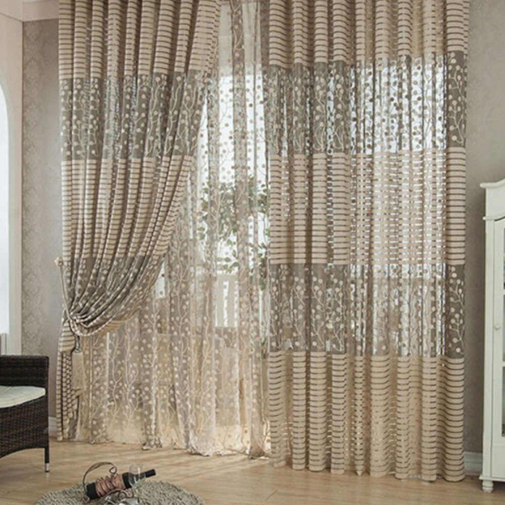 New Suspended screen partition curtain curtain off the soft cut off the modern living room curtain