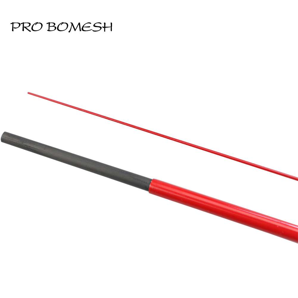 Pro Bomesh 2Sets Blank 2 1m 2 Section UL Power MF Action Trout Rod Blank DIY