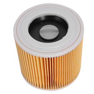 Image 3 - Cartridge Filter For Karcher WD2200 WD2210 WD2240 Wet & Dry Vacuum Cleaners