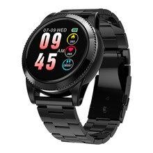 Купить с кэшбэком Multi-Sports Modes Smart Watch Color Screen HD display Dial Music Blood oxygen Heart rate monitor Pedoemeter Women Men Wristband