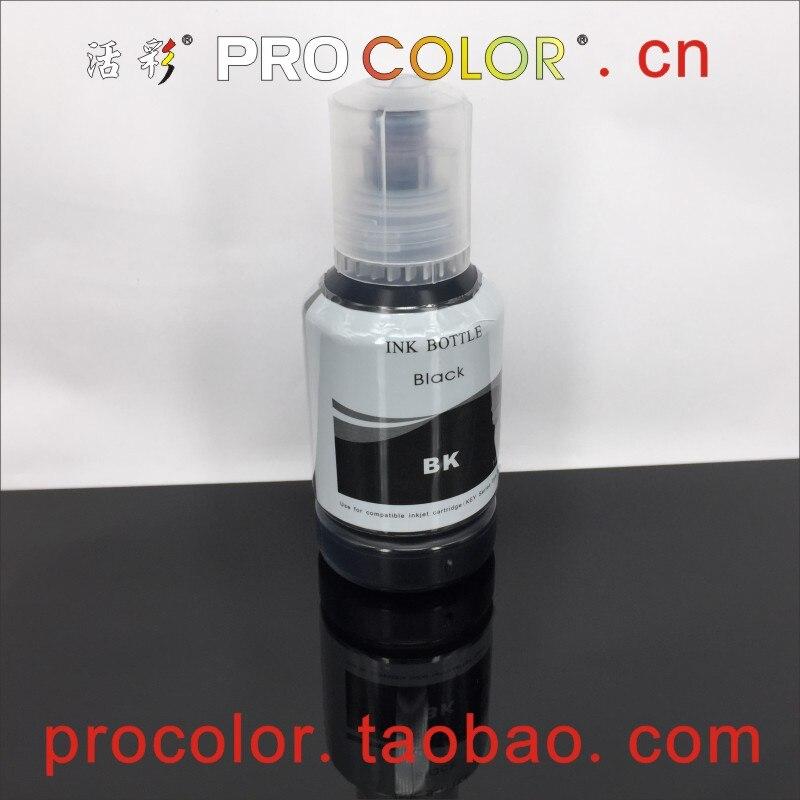 001 XL BK C M Y CISS Dye ink refill kit Bottle For Epson L4150 L4160 L6160  L6170 L6190 L 4150 4160 6160 6170 6190 inkjet printer