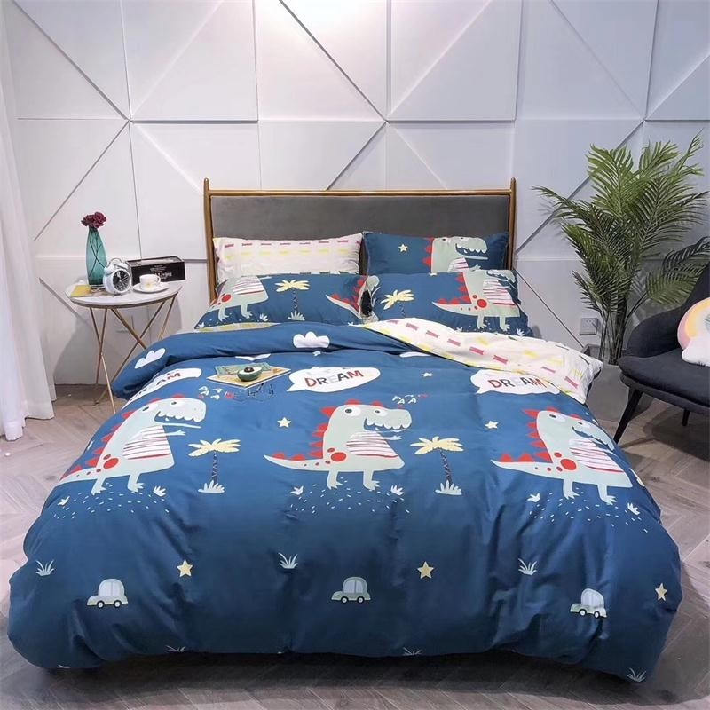 Environmentally-friendly printing and dyeing cotton three or four sets of home textiles issued sheets custom402165190 Environmentally-friendly printing and dyeing cotton three or four sets of home textiles issued sheets custom402165190