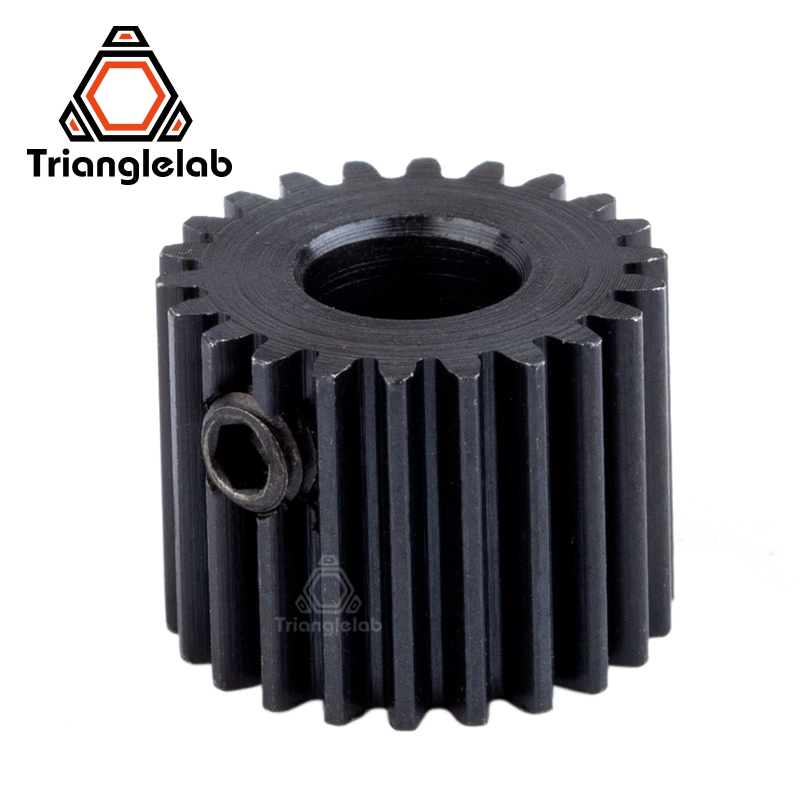 Trianglelab 3d Printer Parts  Titan Gears For FDM 3d Printer Titan Extruder  I3  Extruder Motor Gears