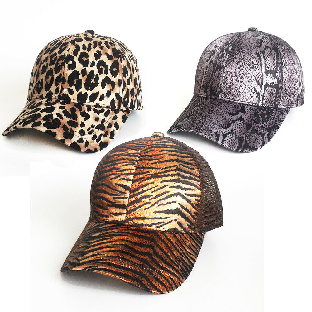 05b41dc0d1eb Buy leopard snapback and get free shipping on AliExpress.com