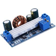 DC-DC Auto Buck Boost Voltage Converter Step Down/ Step Up Voltage Regulator Adjustable DC 5V-30V to 0.5-30V 12V Power Su