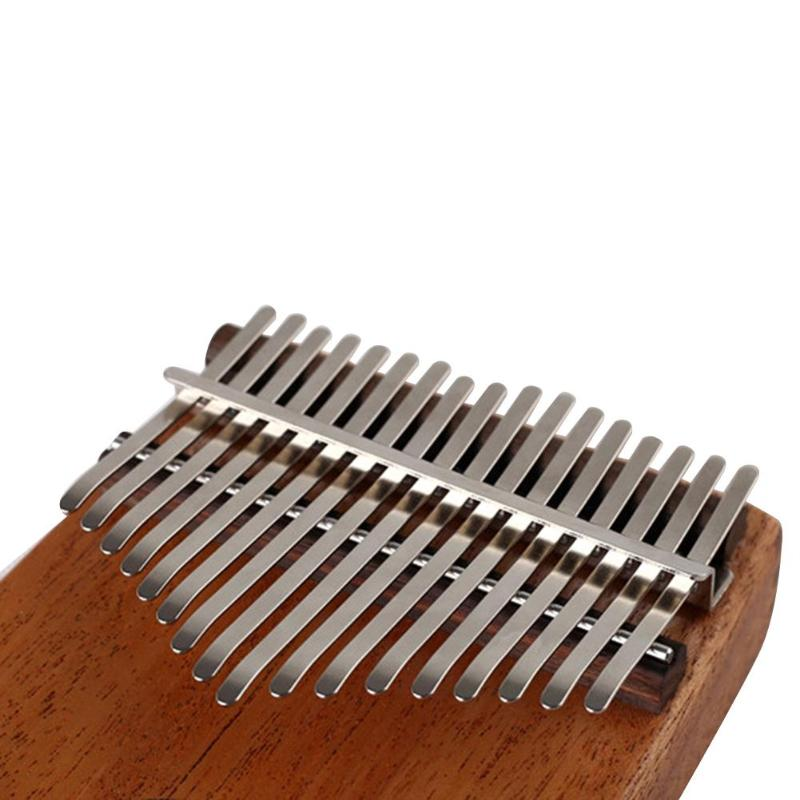 2019 New Kalimba 17 Keys Replacement Manganese Steel Thumb Keys Musical Accessories With Hight Quality Manganes Steel