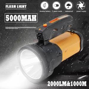 80W 2000LM Portable LED Work L